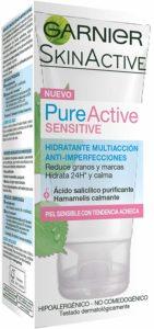 crema acne peroxido benzoilo