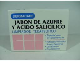 acido salicilico para el acne en farmacias