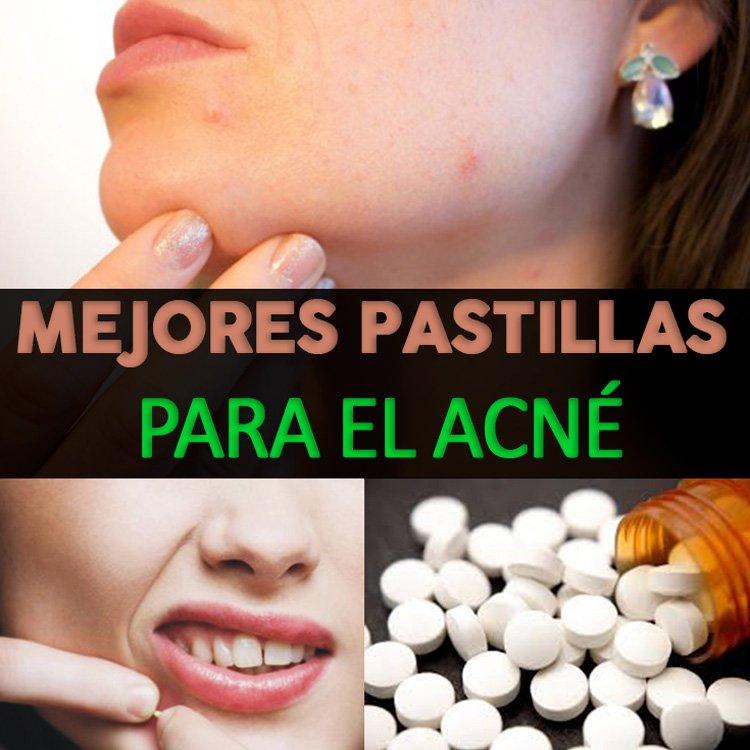 pastillas para el acne